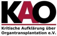 Kritische Aufklärung über Organtransplantation e.V. (KAO)